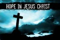 Hope in Jesus