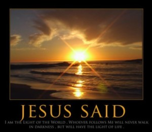 Jesus is the Light of the World website pic 1