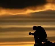 Praying Man website pic