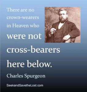 Spurgeon Cross Bearers Blog Pic