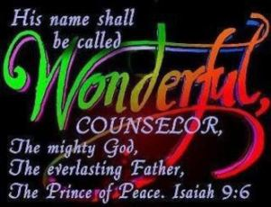 Wonderful Counselor Prince of Peace website pic