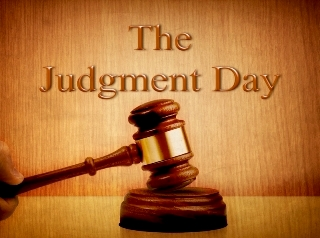 Seek and Save the Lost Judgment Day