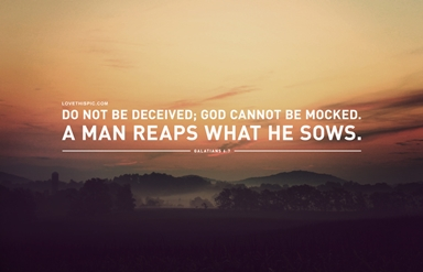 Seek and Save the Lost Do Not Be Deceived