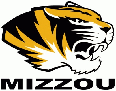 Mizzou Tigers website pic