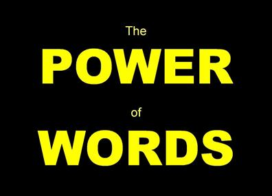 Seek and Save the Lost The Power of Words website pic