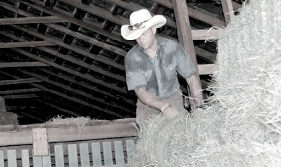 Seek and Save the Lost Hauling Hay In Barn
