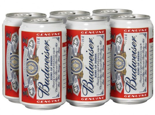 Drink a Lot of Budweiser