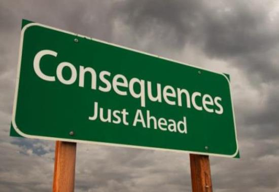 Consequences For Sin
