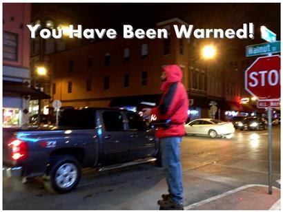 you have been warned You have been warned はイディオムとまでは行かなくてもよく使われる言い回し。読んで字の如く「あなたは警告された」だが、実際は「警告済みだから、後は自己責任であとは何があって知らないからね」、、、くらいの意味。.