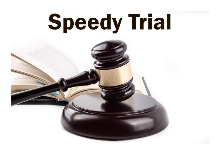 Image result for speedy trial